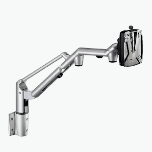 Профессиональное крепление для тяжелых мониторов с разменеием на стол оператора