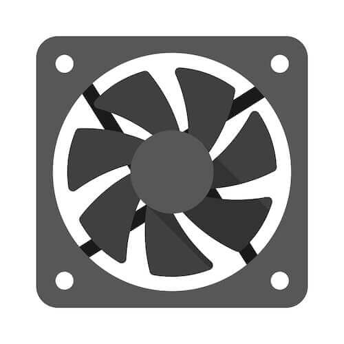 Система отвода тепла диспетчерского пульта